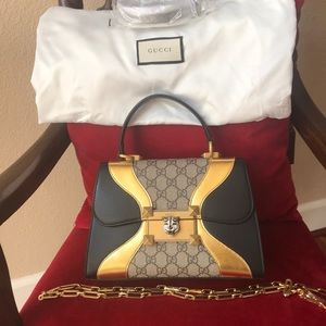 Brand new Limited edition gorgeous Gucci GG bag